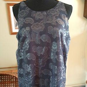 Sleeveless blouse by Kenar